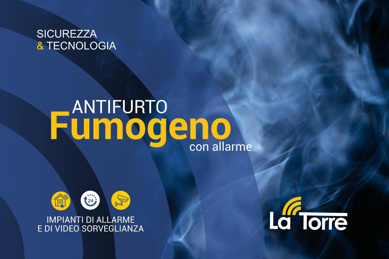 ANTIFURTO FUMOGENO