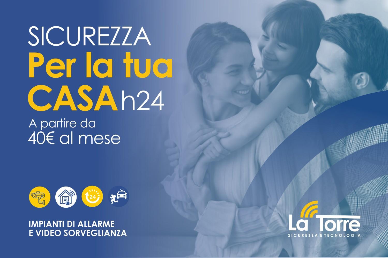 LA TUA CASA SICURA H24