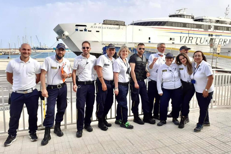 Servizio Security al Porto di Pozzallo